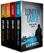 London Large Crime Thriller Series: Books 1-3 plus six short stories