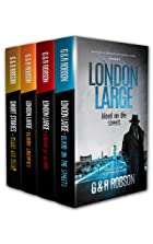 Cover image of London Large Crime Thriller Series by Garry Robson, Roy Robson