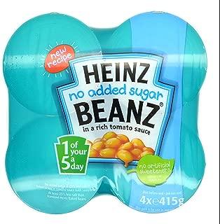 heinz sugar free baked beans
