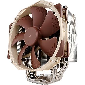 Noctua NH-U14S, Ultra Silencieux et Haut de Gamme Radiateur pour CPU avec Ventilateur NF-A15 PWM (140 mm, Marron)