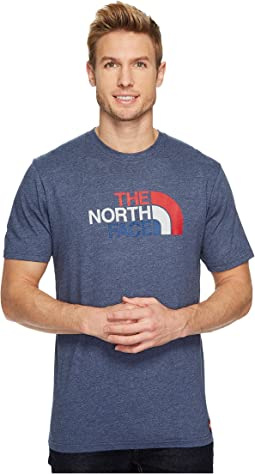 The North Face - International Collection Short Sleeve Cotton Crew Top