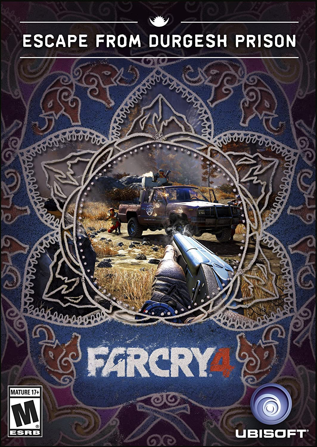 Far Cry 4 - Escape Ranking TOP10 From Prison Code Online Las Vegas Mall Durgesh Game