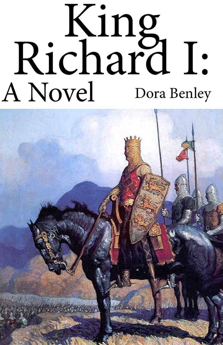 King Richard I: A Novel (English Edition)