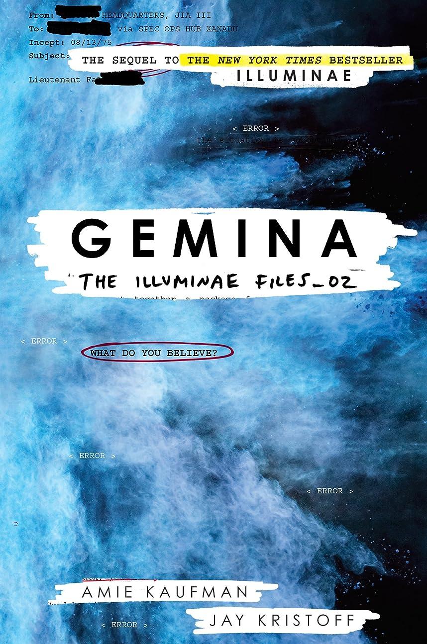 彼女はより平らな報復Gemina (The Illuminae Files Book 2) (English Edition)