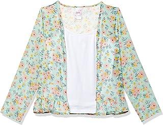 Max Girl's Regular Cotton Blend T-Shirt