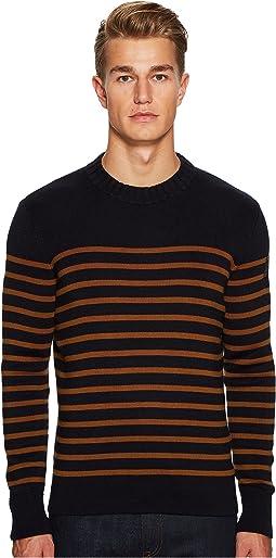Gaynesford Breton Stripe Sweater