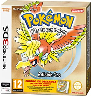 comprar comparacion Pokémon: Gold Edition