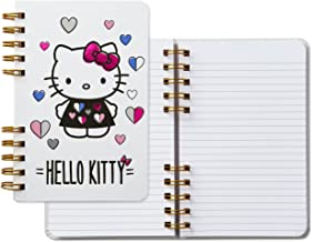 Hallmark Hello Kitty Spiral Bound Notebook with Lined Pages