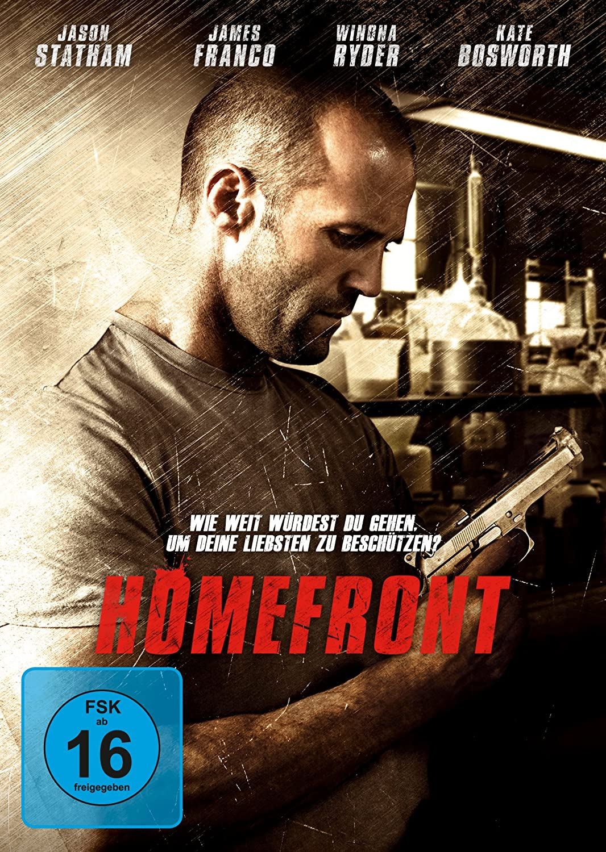 Homefront Amazon.de Jason Statham, James Franco, Winona Ryder ...