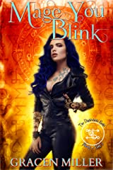 The Nightshade Guild : Mage You Blink Kindle Edition