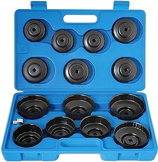 Laser 3222 3222 Schlüssel Set für Ölfiltereinsatz   15 teilig