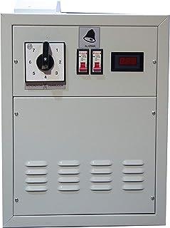 Power-All Regulador De Voltaje refrigerador, Rural, Uso rudo / 5 Kva