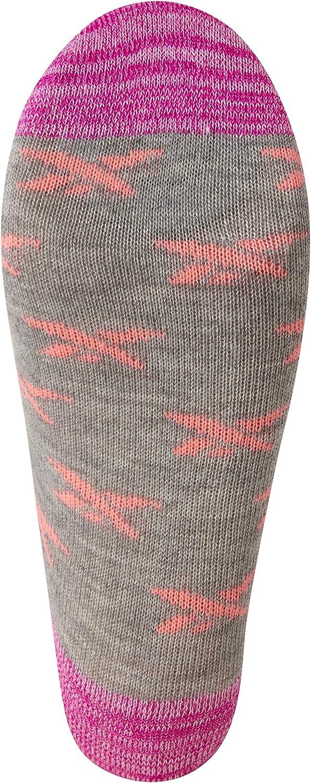 6 Pack Reebok Girls/' Lightweight Comfort Athletic Low Cut Socks