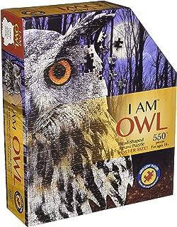 Madd Capp 3013-IAMOwl Puzzle - I Am Owl, Multicolor