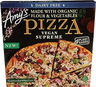 Amys, Pizza Supreme, 14.4 Ounce