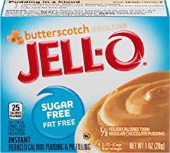 Best sugar free butterscotch pudding Reviews