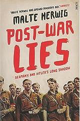 Post-War Lies Copertina flessibile