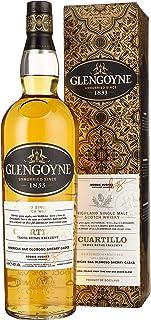 Glengoyne CUARTILLO American Oak Oloroso Sherry Casks Whisky 1 x 1 l