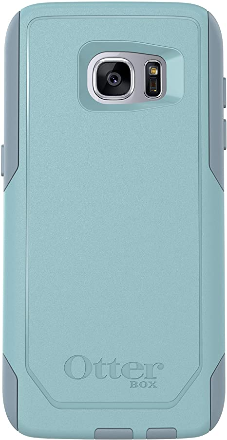 OtterBox COMMUTER SERIES Case Compatible with Samsung Galaxy S7 EDGE - Non-Retail Packaging - BAHAMA WAY