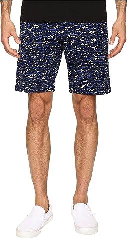 Camo Print Bermuda Shorts