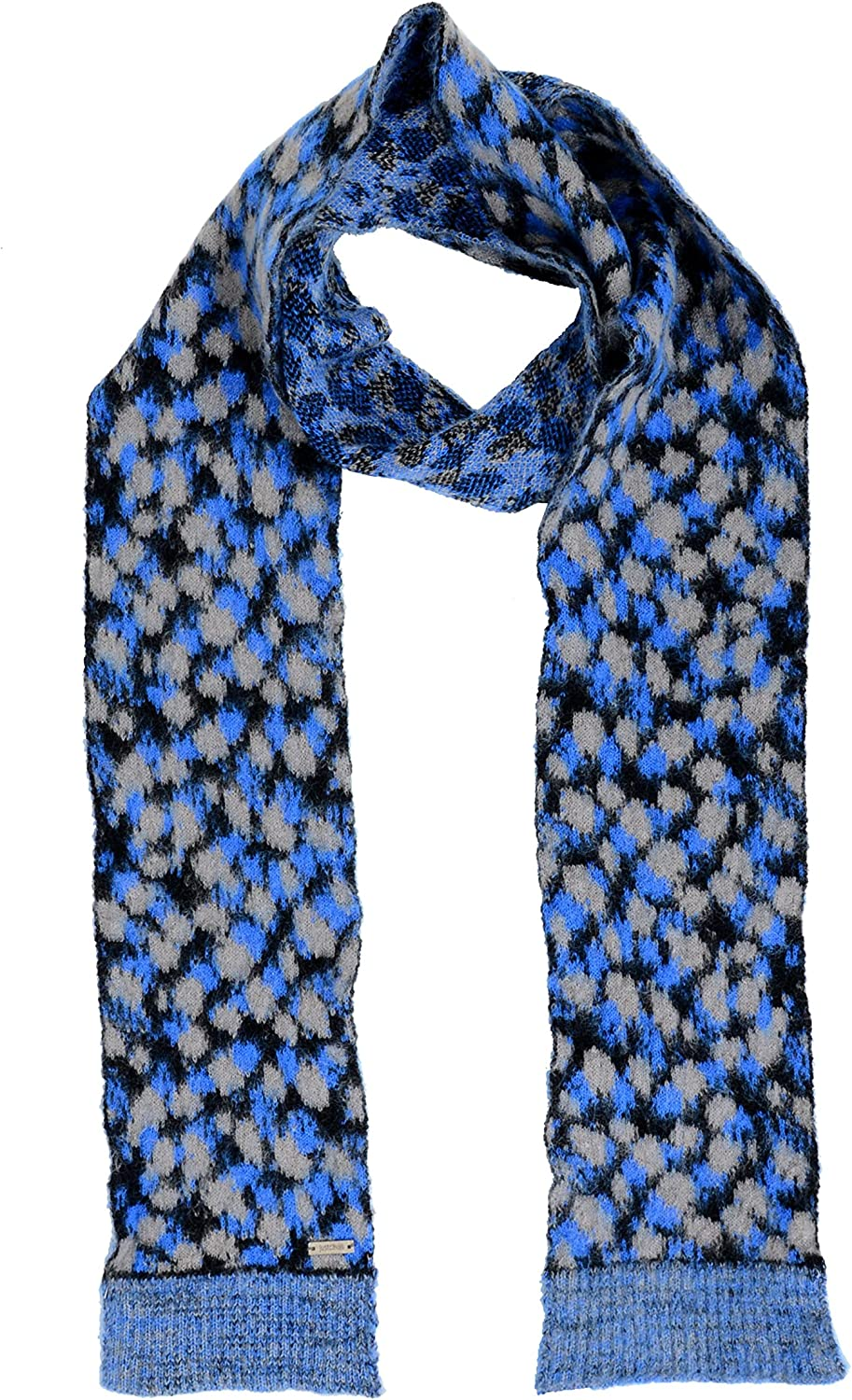 Just Cavalli Wool Multicolor Knitted Women's Scarf