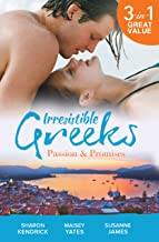 Irresistible Greeks: Passion & Promises - 3 Book Box Set, Volume 2 (The Call of Duty)
