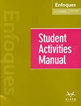 Enfoques 4th Ed Student Activities Manual