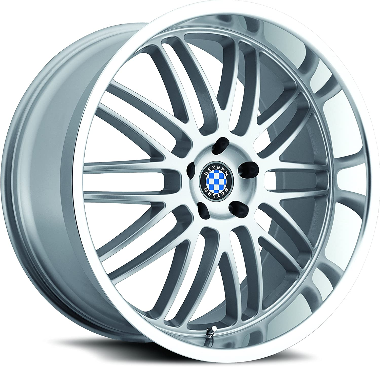 Beyern MESH 22x11.0 5 120 ET25 Lip Cut Mirror 55% OFF CB72.56 W New products, world's highest quality popular! Silver