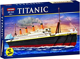 Oxford Titanic Building Block Kit, Special Edition