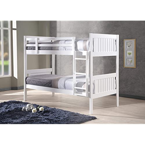 Bunk Beds With Mattress Amazoncouk
