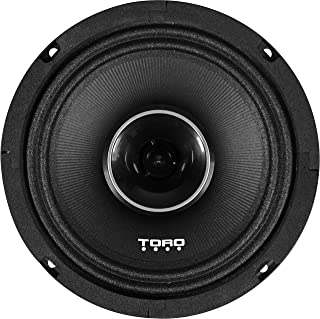 $49 » Sponsored Ad - TORO TECH – PM6X, 6.5 Inch Mid-Range Pro Audio Coaxial Speaker - 120 Watts RMS Power / 70 Watts Music Progr...