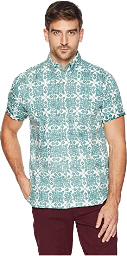 Christmas Quilt Classic Fit Aloha Shirt