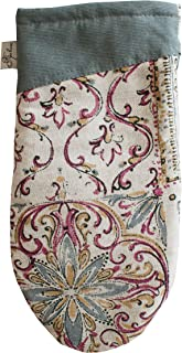 Provence Cotton Oven Mitt in French Country Style, 6