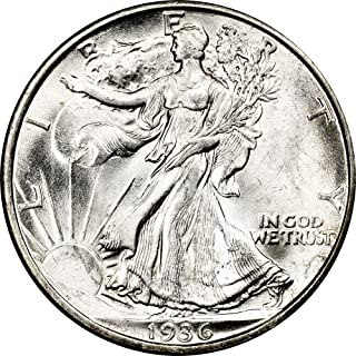 value of walking liberty half dollars by year