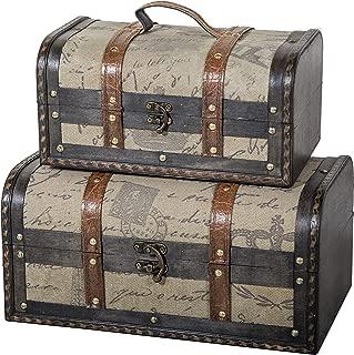trunk cardboard