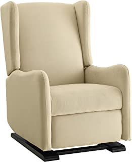 Baby Relax Rylee Gliding Recliner, Beige