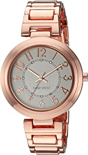 Nine West Women's Easy To Read Dial Bracelet Watch