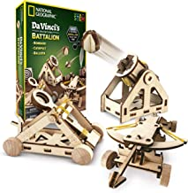 NATIONAL GEOGRAPHIC – Da Vinci's DIY Science and Engineering Construction Kit..