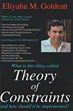 Best theory of constraints ebook Reviews
