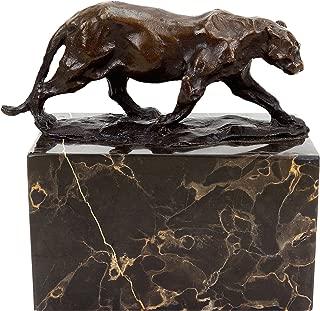 Best bronze panther sculpture Reviews