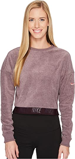 Nike - Cropped Training Top