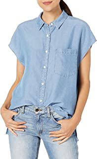 Joe's Jeans Women's Short Alexandria Shirt