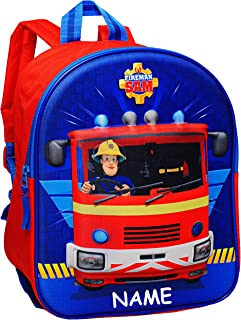 Set: Kinder Trolley Hunde 3D Effekt Rucksack f/ür Jungen M/ädchen wasserabweisend /& beschichtet inkl Paw Patrol Trol.. alles-meine.de GmbH 2 TLG Kinderrucksack Name
