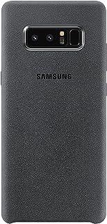 Samsung EF-XN950AJEGUS Galaxy Note8 Alcantara Cover, Dark Gray
