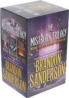 Mistborn Boxed Set I