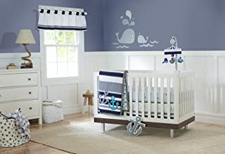 high seas crib bedding