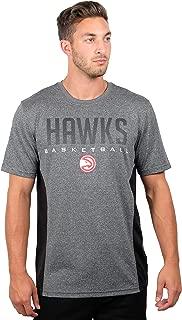 Ultra Game NBA Men's Active Performance Tee Shirt