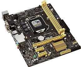 ASUS H81M-E MicroATX DDR3 1333 LGA 1150 Motherboards