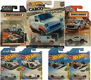 Hot Wheels/Matchbox Gulf 7-Pack Bundle
