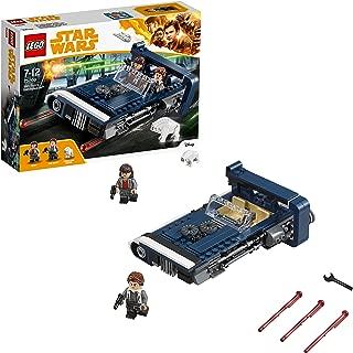 LEGO Star Wars Han Solo'S Landspeeder Toy Incl. Han Solo & Qi'ra Minifigures